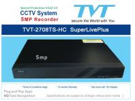 TVT 5MP 8Ch HD Recorder