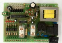 BK2 AC Sliding Control Panel (Brake)