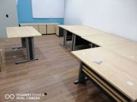 OFFICE FURNITURE RECTANGULAR TABLE DELIVERY & INSTALLATION KAMPUNG MELAYU AREA