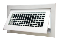 DD - Double Deflection Grilles (Removable Double Margin)