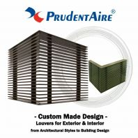 Architectural Louvers for Exterior & Interior