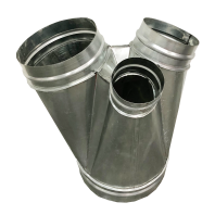 Spiral Duct - Lateral Reducer