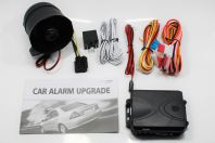 Car Alarm System Upgrade (without Additional Remote Control)