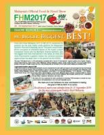 MALAYSIA'S OFFICIAL FOOD & HOTEL SHOW FHM 2017