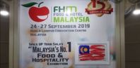 MALAYSIA'S OFFICIAL FOOD & HOTEL SHOW FHM 2019