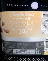 Creation Chocolate - Oryola 30%
