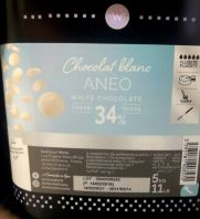 White Chocolate - Aneo 34%