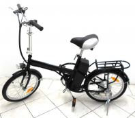 Electric Bike 6 Speed , Folding Electric Bicycle FXEB-8601B