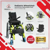 【READY STOCK】CP Wheelchair Aluminum Adjustable Seat for children