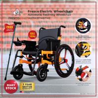 Fresco Electric Wheel Chair Sport Rim  Kerusi Roda Elektrik
