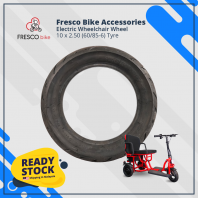 X3 Scooter 10 x 2.50 (60/85-6) Tyre