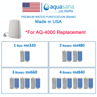 AQUASANA AQ-4035 Replacement Cartridge (For Aquasana AQ-4000)