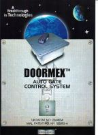 DOORMEX Under Ground Swing Auto Gate