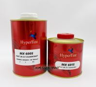Hypertint MX 600S Fast 2K 2:1 Clearcoat with Hardener