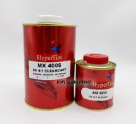 Hypertint Mx 400S 2K 4:1 Clearcoat with Hardener