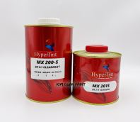 Hypertint Mx 200S 2K 2:1 Clearcoat with Hardener