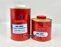 Hypertint 3800 HS 2K 2:1 Clearcoat with Hardener