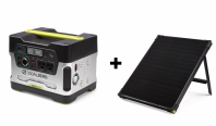 GOAL ZERO YETI 400 POWER STATION + BOULDER 50 SOLAR KIT