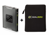 Goal Zero Sherpa 100AC Power Bank + Sleeve Bundle