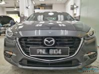 This Mazda 3 is protected with STE Coating Your Premium Selection