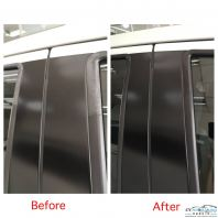 Still looking method to fix Rubber Window Seal Oxidation ?