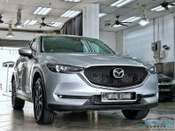 Mazda CX-5 Choosing STE Coating For Long Lasting Paintwork Protection