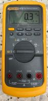 87, FLUKE INDUSTRIAL TRUE-RMS DIGITAL MULTIMETER