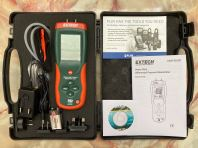 DIFFERENTIAL PRESSURE MANOMETER EXTECH INSTRUMENTS HD700
