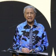 Foreigners can buy Forest City properties, but no visa, says Dr M again