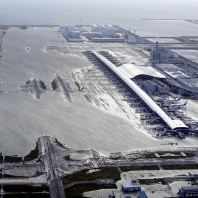 Kansai airport to reopen partially after typhoon damage