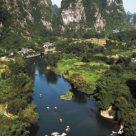 Head to Guilin, China for some cultural lessons