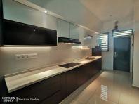 Glasso Series Kitchen Cabinet