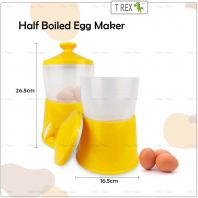 Perfect Half Boiled Egg Maker / Egg Boiler / Egg Cooker
