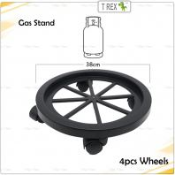 General Gas Stand with Wheel