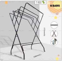 [PREMIUM QUALITY] Super Queen Clothes Drying Rack (Solid Copper)