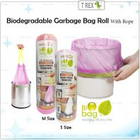 Winstar-Biodegradable Garbage Bag Roll With Rope