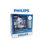 Philips Crystal Vision Halogen Bulb (H11)