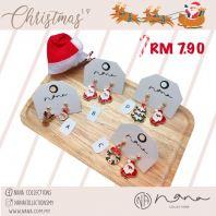 Xmas - E312 Santa Claus / Reindeer / Snowman