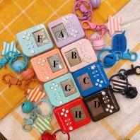 Mini Gameboy Keychain