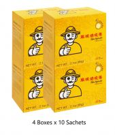 Tan Ngan Lo Herbal Tea - 4 Boxes x 10 Sachets
