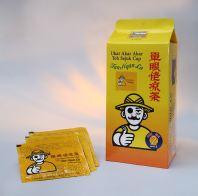 Tan Ngan Lo Medicated Tea (40 Sachets x 6g) x 2 tubes