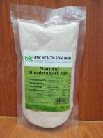 BNC -  NATURAL HIMALAYA ROCK SALT�� ��Ȼϲ�R���ńh�}��500gm��