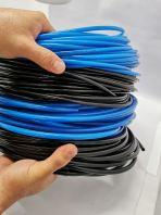 Black & Blue Colour