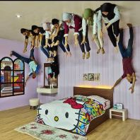 Attraction Malacca@Upside down house Malacca