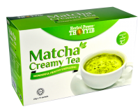 Matcha Cream Tea