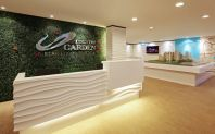Project Sales Gallery Interior Design - Country Garden Danga Bay Singapore