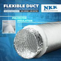 NKKFR (3x3) Polyester Insulation