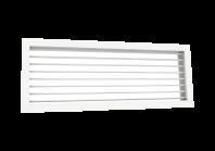 Single Deflection Air Diffuser SD-A