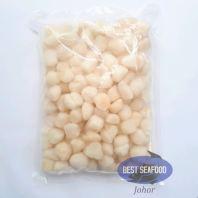 Bay Scallop Meat / 港湾贝柱 (Size 100-150)(sold per pack)