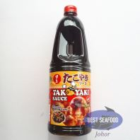 Takoyaki Sauce / 章鱼烧酱 (sold per bottle)